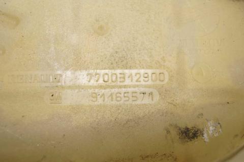 Бачок охолоджуючої рідини Renault Trafic (Vivaro, Primastar) 2001-2010  Б/У image 3   Renaultmaster.com.ua