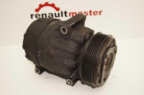 Компрессор кондиционера Renault Trafic II Vivaro, Primastar) 1.9 Б/У image 2   Renaultmaster.com.ua