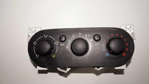 Переключатель печки с кондиционером Renault Trafic 1.6 Б/У image 2 | Renaultmaster.com.ua