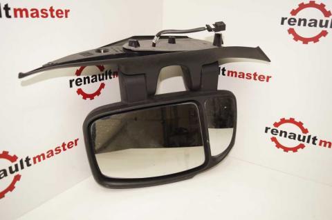 Дзеркало ліве Renault Master 2.3 (Movano,NV 400) 2010- Б/У image 1 | Renaultmaster.com.ua