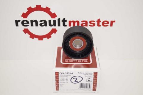 Ролик генератора натяжний Renault Trafic 2.0 Caforro з кондиціонером image 1 | Renaultmaster.com.ua