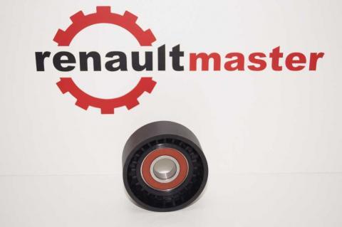 Ролик генератора натяжной Renault Trafic 2.0 Caforro с кондиционером image 7 | Renaultmaster.com.ua