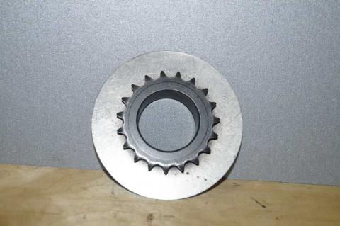 Зірочка приводу масляного насоса 2.5 Renault Master (Movano,Interstar) 2003-2010 Б/У image 1 | Renaultmaster.com.ua