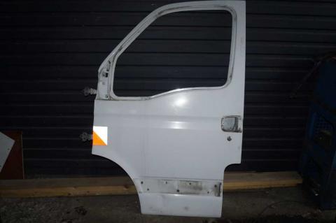 Двери передние левые не комплектные Renault Master (Movano,Interstar) 1998-2010 Б/У image 1 | Renaultmaster.com.ua