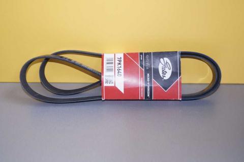 Полі клиновий (дорожечний) ремінь Renault Мascott 3.0 GATES image 1 | Renaultmaster.com.ua