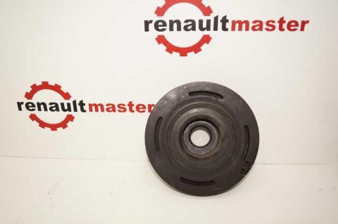 Шків колінвала з кондиціонером Renault Master II/Trafic II 2.5 Б/У image 1 | Renaultmaster.com.ua