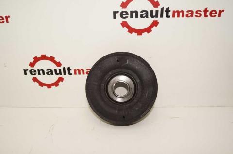 Шків колінвала з кондиціонером Renault Master II/Trafic II 2.5 Б/У image 2 | Renaultmaster.com.ua