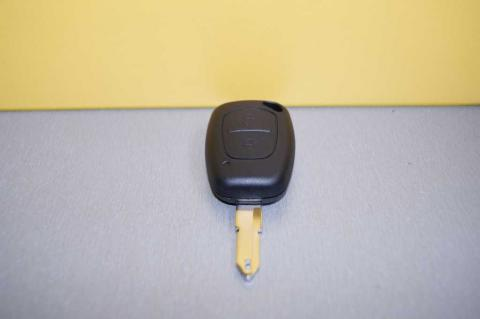 Корпус ключа Renault PolCar 2кнопки image 1 | Renaultmaster.com.ua