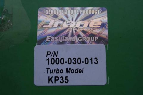 Вкладиш турбіни 1.5 Renault Kangoo -2005 Jrone image 6