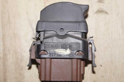 Кнопка электро стеклоподъемника Renault Trafic (Vivaro, Primastar) R 98-04 Б/У image 4   Renaultmaster.com.ua