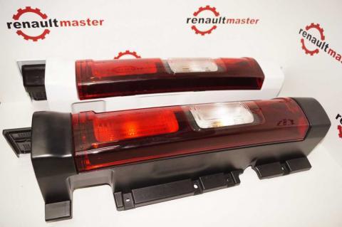 Фонарь задній лівий Renault Trafic 15- Б/У (180*) image 9
