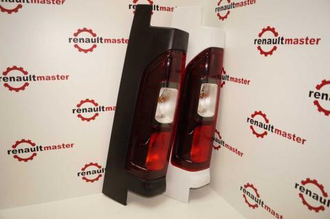Фонарь задній лівий Renault Trafic 15- Б/У (180*) image 10