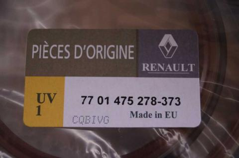 Комплект прокладок (повний) Master/Trafic 2.5dCi image 2 | Renaultmaster.com.ua