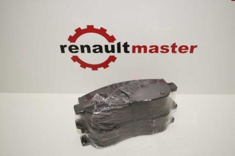 Тормозные колодки передние Master10 - Ferodo image 3