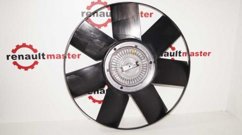 Віско муфта з вентилятором 2.3 Renault Master 10- OE image 1   Renaultmaster.com.ua
