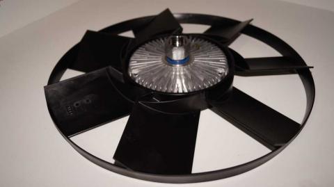 Віско муфта з вентилятором 2.3 Renault Master 10- OE image 2   Renaultmaster.com.ua