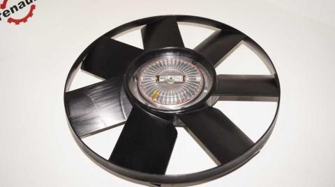 Віско муфта з вентилятором 2.3 Renault Master 10- OE image 3   Renaultmaster.com.ua