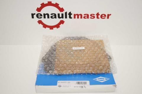 Сальник колінвалу Renault Trafic 2.0dCi REINZ (94х192/161х10.5)  задній image 2