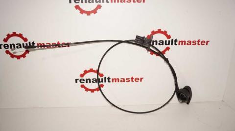 Трос открывания капота Renault Trafic 1.6 Б/У image 1   Renaultmaster.com.ua