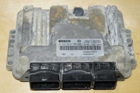 Блок управління двигуном 2.5 DCI Renault Master (Opel Movano,Nissan Interstar) 2007-2010 Б/У image 1   Renaultmaster.com.ua